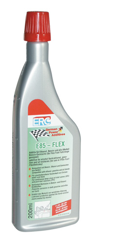 ERC E85-Flex Bio-Ethanol Additive for all FFV/s (F
