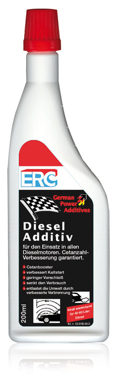 ERC Diesel Additive 200 ml (multi-functional incl.