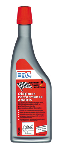ERC Oldtimer Performance Additive(corrosion protec