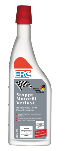 ERC Stops Engine Oil Loss 200 ml